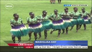 Inter Schools from Nyanza Perform