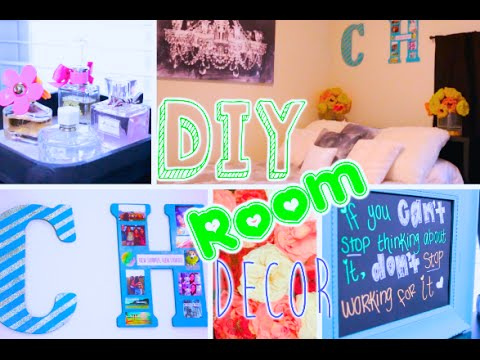 DIY | Easy & Affordable Room Decor!