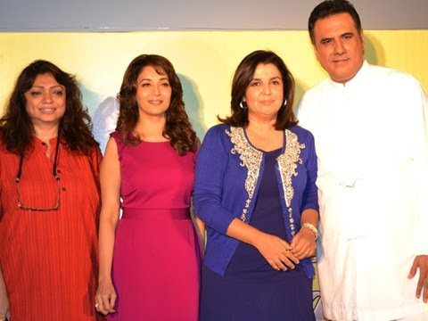 Madhuri Dixit Launches The First Look Of Shirin Farhad Ki Toh  Nikal Padi