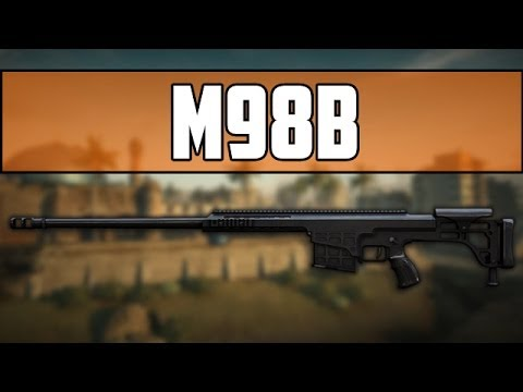 Battlefield Play4free M98B Review/Commentary