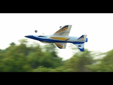Awesome Dynam Meteor 70mm Super Fast Brushless EDF JET Review *Surprise Ending*