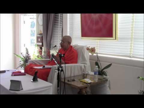 Upadesa Saram, class 2 2014, Swami Viditatmananda