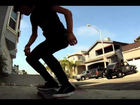 Gullwing Truck Co. - Greg Harbour Shreds the Streets