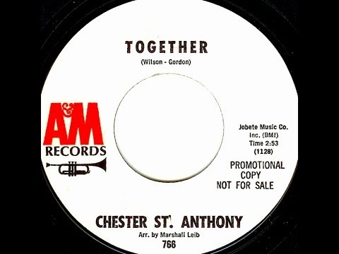 Chester St. Anthony (Frank Wilson) - TOGETHER (1965)