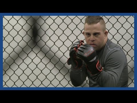 G Money: The MMA fighter with Down's syndrome battling for the right to fight | Guardian Docs