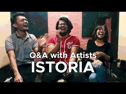 Download Q&A With Artists : Istoria 12 Oct '18 Mp4 baru