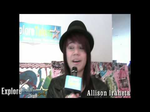 American Idol Allison Iraheta Friday I'll Be Over U Alone