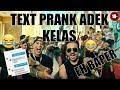 KOCAK!! TEXT PRANK LAGU DESPACITO VERSI INDONESIA DIA MALAH BAPER DAN NEMBAK