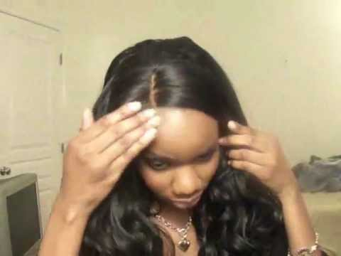 Freetress Invisible Part Lace Front Wig VANESSA