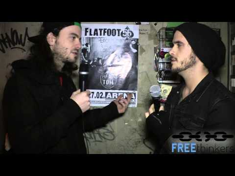 Cancer Bats interview by freethinkers.at
