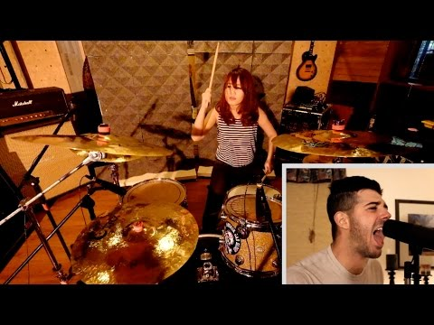 Michael Lawler & Muki - Bring Me The Horizon - Drown - Drum & Vocal Cover