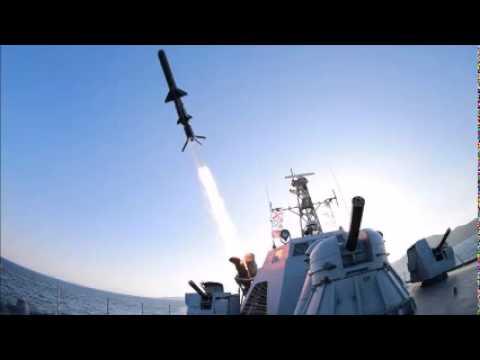 North Korea test fires short-range missiles into sea