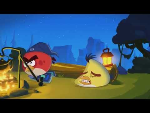 Сердитые птички Angry Birds Toons 3 сезон 16 серия Выходцы из космоса все серии подряд