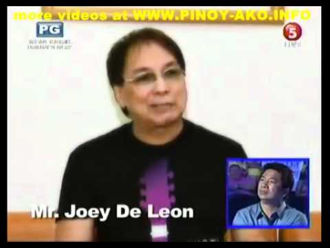 Joey De Leon Greets Willie Revillame on his 51st Birthday in Wil Time Bigtime - January 27, 2012