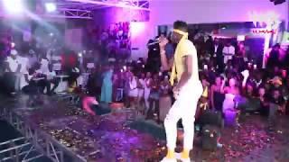 Diamond platnumz - Live Performance at VIP POOL PARTY (B- CLUB, NAIROBI)