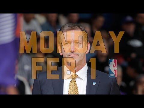 NBA Daily Show: Feb. 1 - The Starters