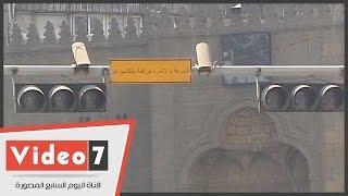 بالفيديو.. ميدان الأوبرا بدون إشارات مرور والكاميرات معطلة