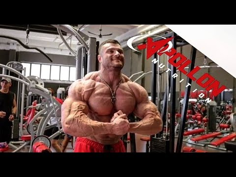 """Road to my dream"" Kirill Khudaiav. Chest workout 4  weeks out from the Mr.Olympia  2019"