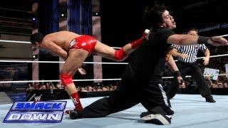 Ricardo Rodriguez vs. Alberto Del Rio: WWE SmackDown, Sept. 13, 2013