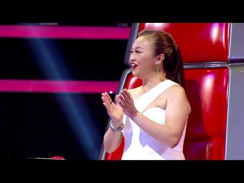 The Voice Thailand - ไอนัท ปกรณ์ - เกิดมาแค่รักกัน - 7 Sep 2014