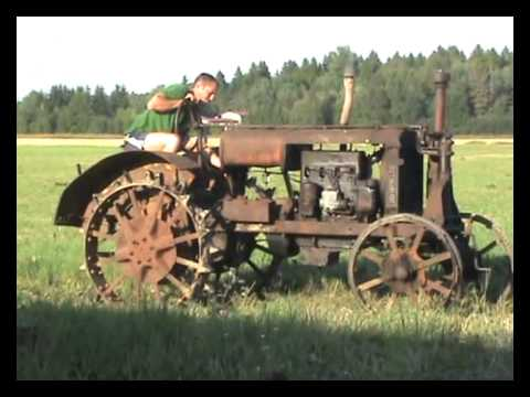 Antique Tractor Universal-2 1952 for Sale