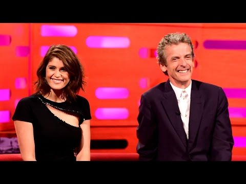 PETER CAPALDI's Punk Band The Dreamboys with Craig Ferguson - The Graham Norton Show on BBC AMERICA