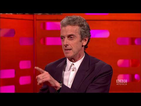 PETER CAPALDI's Punk Band The Dreamboys with Craig Ferguson - The Graham Norton Show on BBC AMERICA