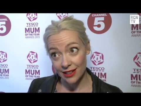 Cherry Healey Interview - Mum Of The Year Awards 2013