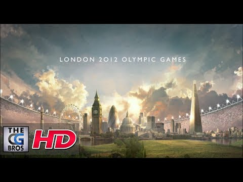 CGI Animated (Full HD version)2012 Olympics BBC Campaign 'Stadium UK' by Passion Pictures
