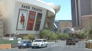 T-Mobile Arena Las Vegas, pickup and drop off, Uber and Lyft