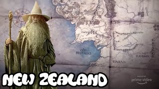 The Lord of the Rings Amazon Confirm LOTR Will Film In New Zealand