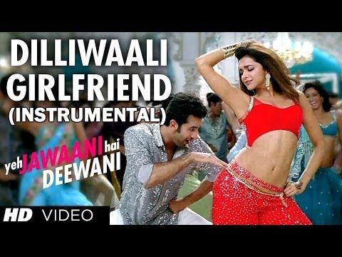 Dilli Wali Girlfriend Instrumental Video Song (Hawaiian Guitar...