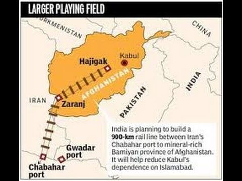 "india Iran Chabahar Port can Bypass Gwadar Port because of Pakistan's ""trade is security"" Policy"