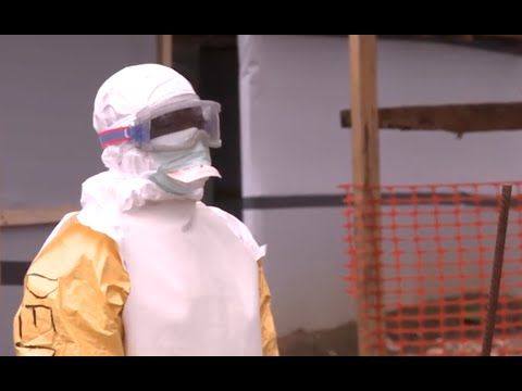 WHO: Fighting the Ebola outbreak in Sierra Leone