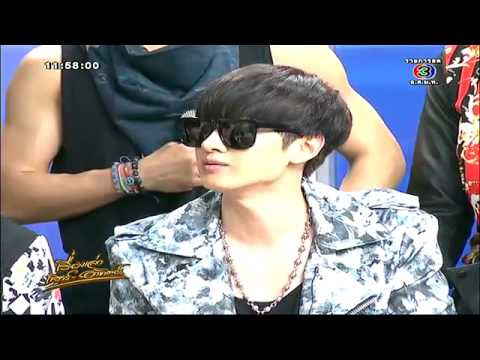 [Full] 130217 SJ-M @ Thai TV ch3 #SJMBKK