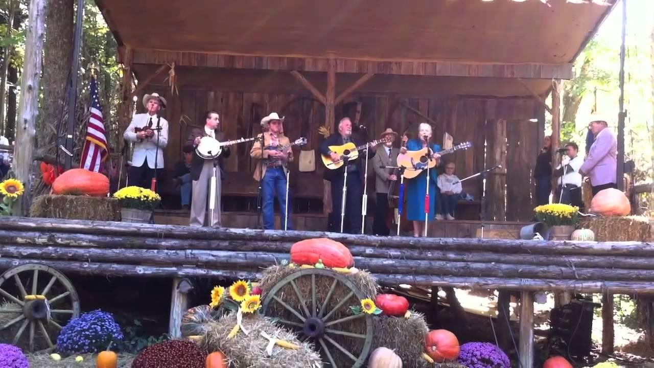 The Sullivan Family at Jerusalem Ridge Bluegrass Celebration - YouTube