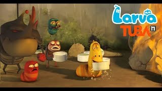 Larva Terbaru Cartoon 2018 | Episodes Fire - Balance - Water Show | Larva 2018 Full Movie