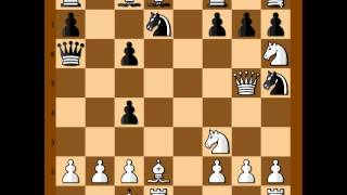 Knock out in chess:Tal vs Smyslov - Yugoslavia 1959