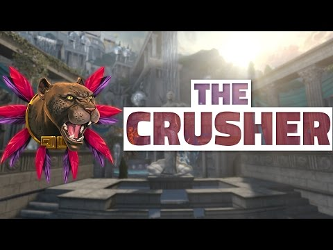SMITE: The Crusher | Why is it not used? | Item analysis