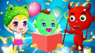 Jan cartoon | Birthday gift surprise #10 | CartoonS for KidS The second week collection of 2018 sept