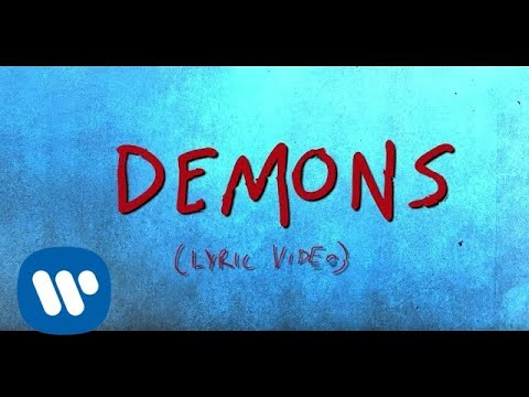 "Hayley Kiyoko - ""Demons"" [Official Lyric Video]"