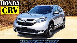 2019 Honda CR-V Touring - The KING of Compact SUVs