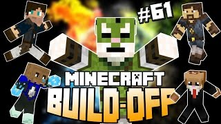 Minecraft Build Off #61 - AVATAR!