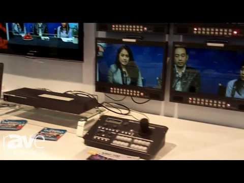 InfoComm 2016: Datavideo Highlights KMU 100 4K Multi-Cameria Unit