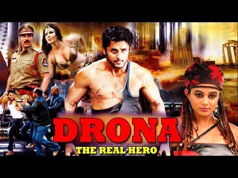 Drona The Real Hero - (2015) - Dubbed Hindi Movies 2015 Full Movie HD l Nitin, Priya Mani thumbnail