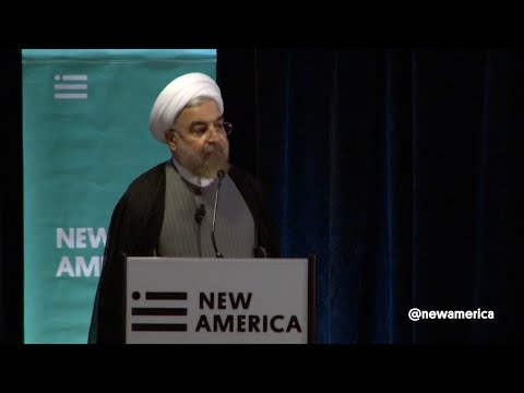 A Conversation with His Excellency Dr. Hassan Rouhani: President of the Islamic Republic of Iran