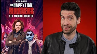 The Happytime Murders - Movie Review