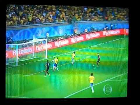 Jornal Nacional - Alemanha 7x1 Brasil