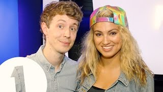 Tori Kelly Makes Awful Songs Sound Beautiful on Matt Edmondson