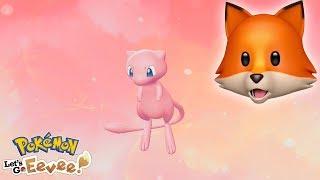 MEW + PIKACHU!! | Pokémon Let